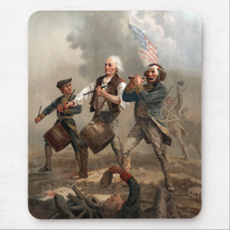 The Spirit of '76 Mouse Pad