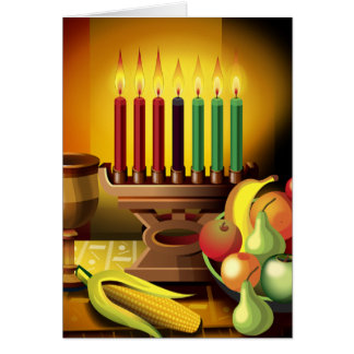 The Spirit of Kwanzaa Card