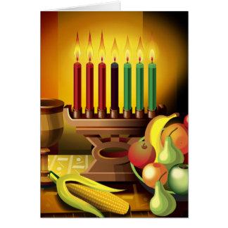 The Spirit of Kwanzaa Greeting Card