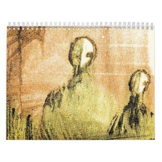 the spirits of arteology calendars