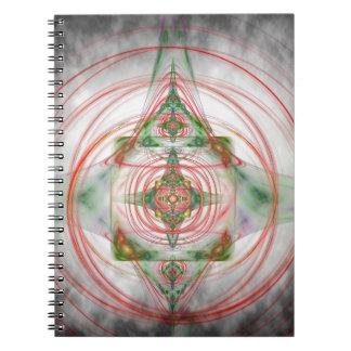 The Spiritual Centre Spiral Note Book