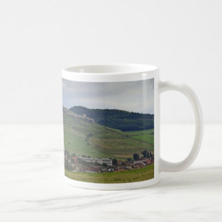 The Spis Castle The Largest Castle Of Central Euro Coffee Mug