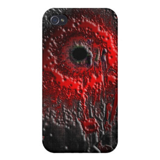 The Splatter Effect Case For iPhone 4