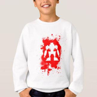 The Splattering of Bot Sweatshirt