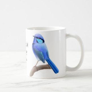 The Splendid Fairy Wren Mug