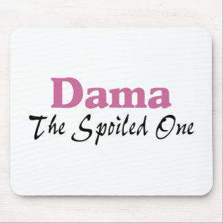 The Spoiled One Mouse Pad