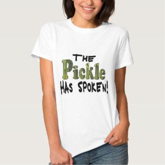 The Spoken Pickle T-shirt