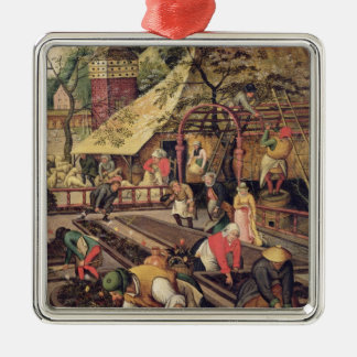 The Spring Christmas Ornament