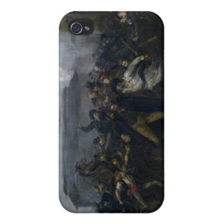 The Spy, Episode of the Siege of Paris, 1871 Covers For iPhone 4