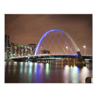 The Squinty Bridge Photographic Print