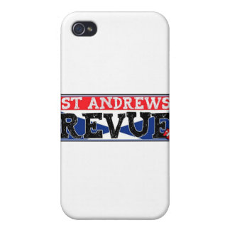 The St Andrews Revue Luxury Line Case For iPhone 4