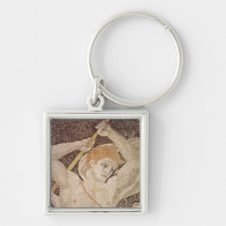 The Stag Hunt Key Ring