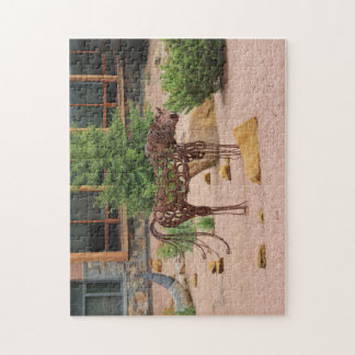 The Stallion Jigsaw Puzzle