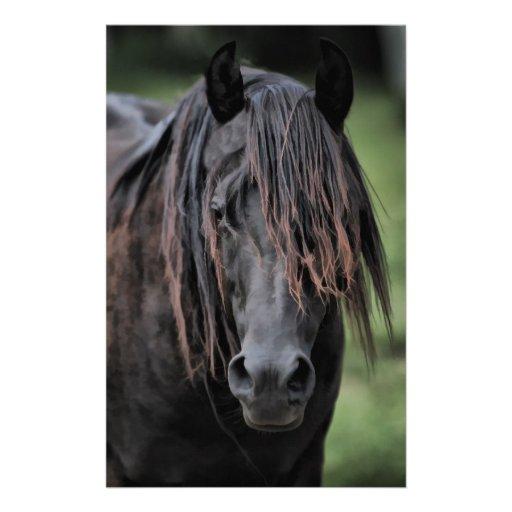 The Stallion Stationery Design