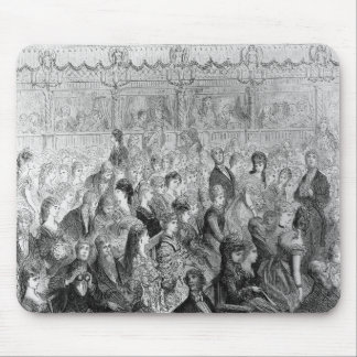 The Stalls, Covent Garden Opera Mouse Mat