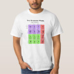 The Standard Model of Particle Physics Tee