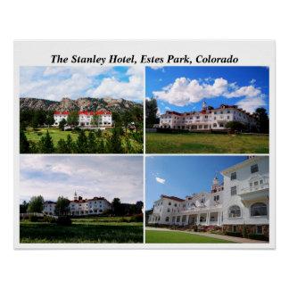 The Stanley Hotel, Estes Park, Colorado Perfect Poster