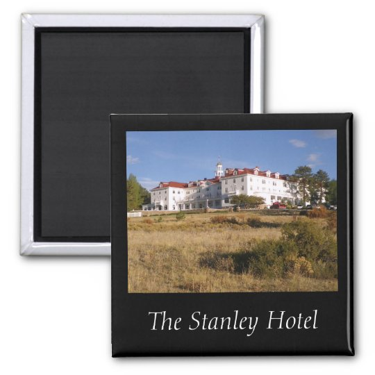 The Stanley Hotel Magnet