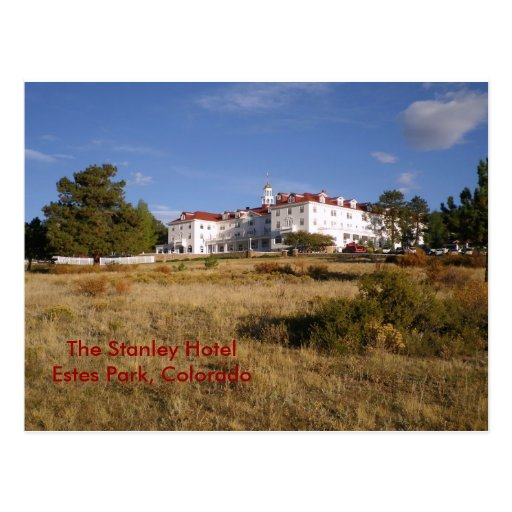 The Stanley Hotel Post Cards