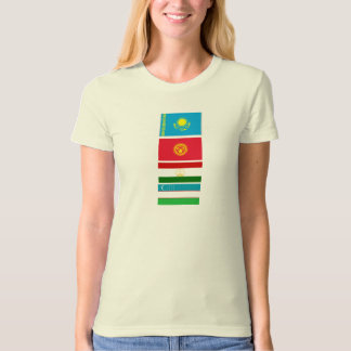 The 'Stans of Central Asia T-Shirt