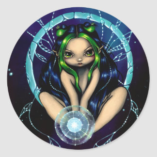 """The Star Child"" Sticker"