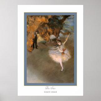 The Star~ Edgar Degas Posters