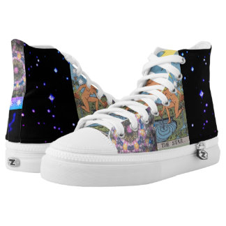 the star high tops