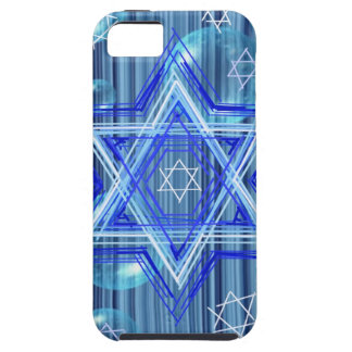 The Star of David and the bubbles. Tough iPhone 5 Case