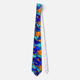 """THE STAR OF THE SHOW"" NECKTIE"