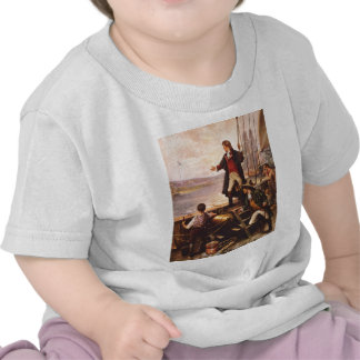 The Star Spangled Banner by Percy Moran Tee Shirts