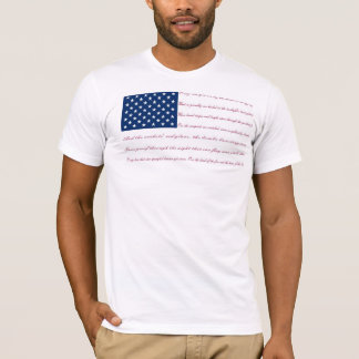 The Star Spangled Flag T-Shirt
