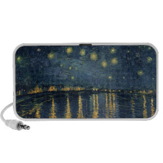 The Starry Night, 1888 Travelling Speakers