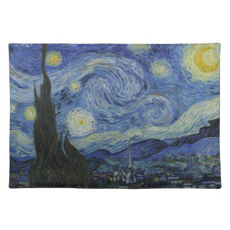 The Starry Night American MoJo Placemat