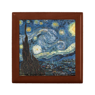 The Starry Night by Van Gogh Gift Box