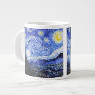 The Starry Night by Van Gogh Large Coffee Mug