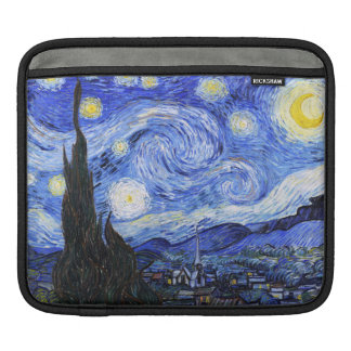 The Starry Night by Van Gogh Sleeve For iPads
