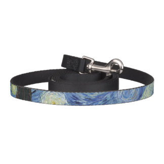 The Starry Night Dog Lead