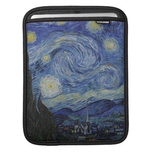 The Starry Night iPad Sleeve