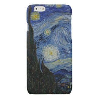 The Starry Night iPhone 6 Plus Case