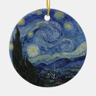 The Starry Night Ornament