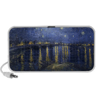 The Starry Night Notebook Speaker