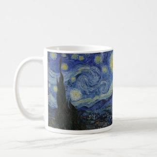 The Starry Night - Van Gogh 1888 Mug