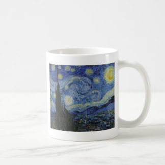 The Starry Night - Vincent Van Gogh Mugs