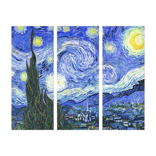 The Starry Night ~ Vincent van Gogh ~