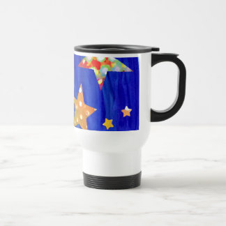 The Stars In The Bright Sky Travel Mug