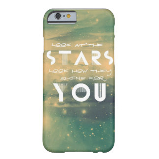 The stars iPhone 6 case cover