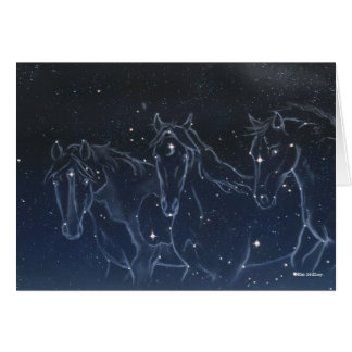 The Stars, ©Kim McElroy Greeting Card