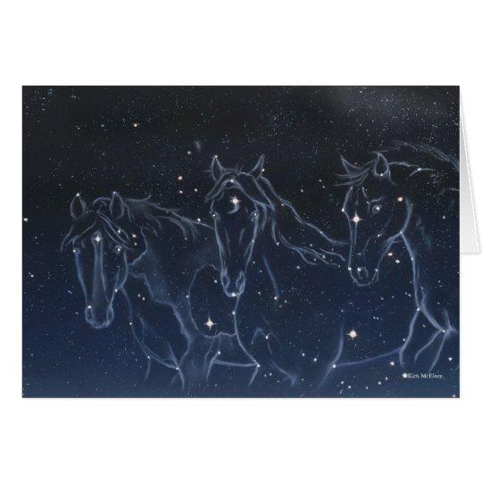 The Stars, ©Kim McElroy Greeting Card