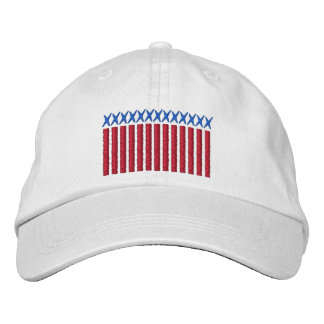 The Stars & Stripes of America, Old Glory Embroidered Hat