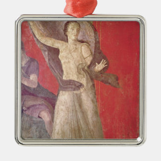 The Startled Woman, North Wall Christmas Ornament